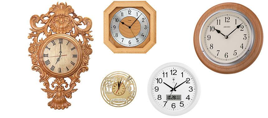 Đặt làm đồng hồ treo tường theo yêu cầu