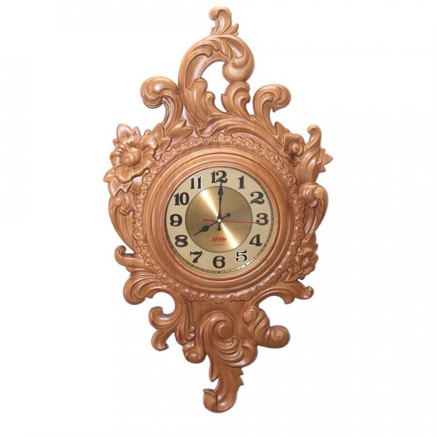 Đồng hồ treo tường gỗ đẹp